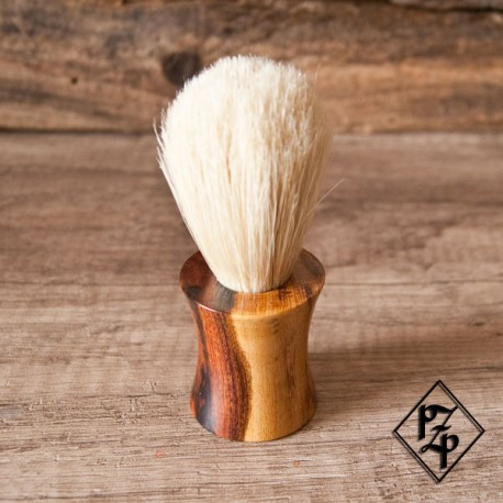 blaireau bois de fer d'Arizona touffe en soie de porc