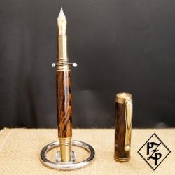Prestiges Jr II stylo Plume Bocote
